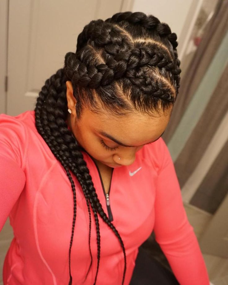 Black Hair Braids