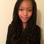 Beautiful Box Braids For Black Girls