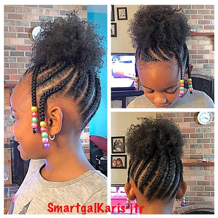 Children hair do