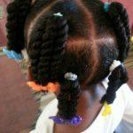 Cute Little Twist Braids For Natural Hair