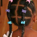 The Easiest Braiding Style For Little Children