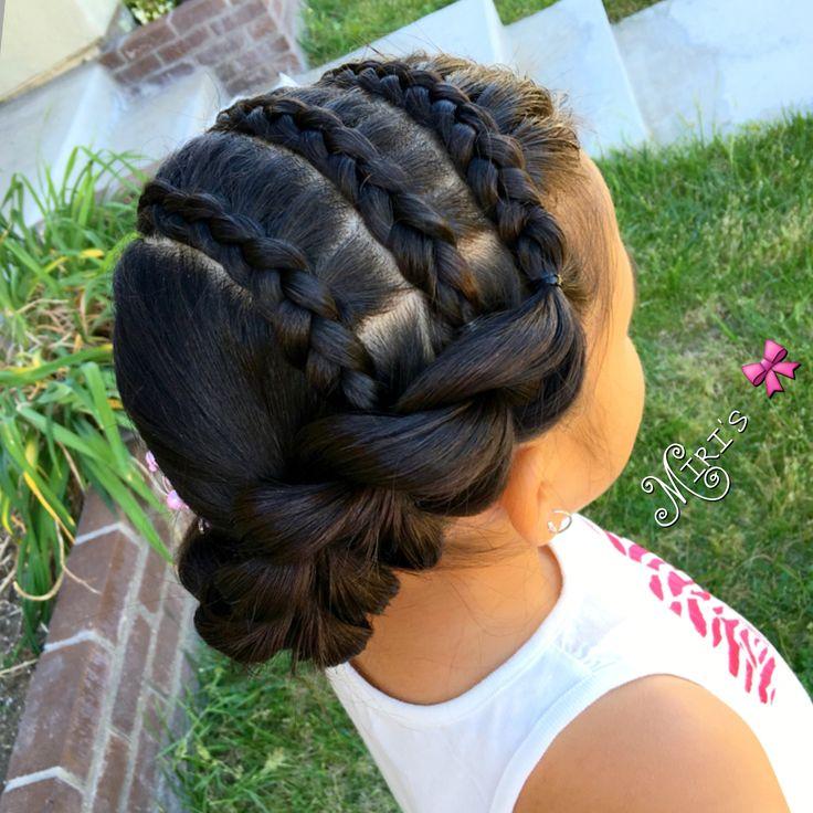 braids hairstyles  black kids