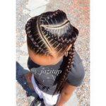 Beautiful Hair Braid Styles For Teen Ladies